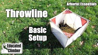 Download Throwline: Basic Setup   Arborist Essentials Video