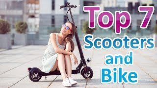Download Top 7 Cheapest Chinese Electric Scooters and Bike You Can Buy in 2018 Video
