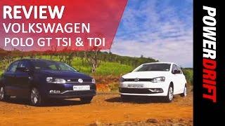 Download Volkswagen Polo GT TSI & GT TDI : Review : PowerDrift Video
