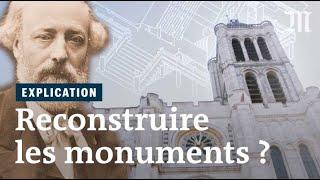 Download Notre-Dame, Saint-Denis, sanctuaire d'Ise : faut-il reconstruire les monuments détruits ? Video