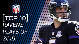 Download Top 10 Ravens Plays of 2015 | #TopTenTuesdays | NFL Video