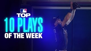 Download Harper, Tatis Jr. and Acuña Jr. show out!   Top 10 Plays of the Week (8/12-8/18)   MLB Highlights Video
