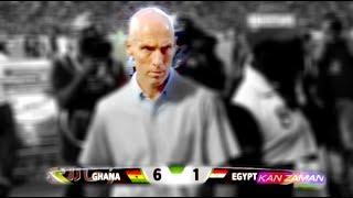 Download الكورة مش مع عفيفي #1 - تحليل مباراة غانا ومصر 15-10-2013 Video