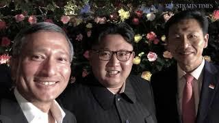 Download Trump-Kim summit: A made-in-Singapore ″bromance″ Video