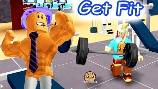 Download Let's Get Fit Roblox Weight Lifting Simulator 2 GYM - Cookie Swirl C Game Video Video