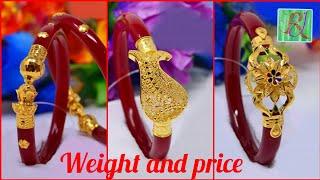 Download gold pola design with price / pola designs / gold pola badhano design with price Video