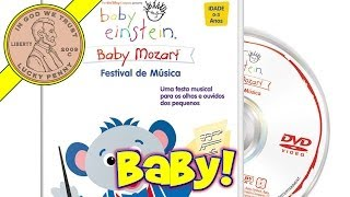 Download Disney Baby Einstein Collection of Baby Mozart CD's and DVD's Video