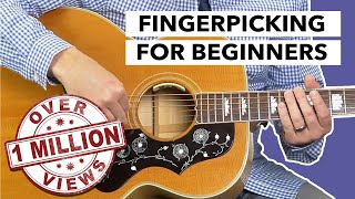 Download Fingerpicking For Beginners Learn the #1 Technique Within 5 Minutes Video