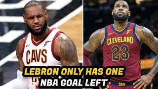 Download The One Thing LeBron James Wants to do Before His NBA Career is Over Video