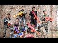 Download LTT Nerf War : Perfect Couple SEAL X Warriors Nerf Guns Fight Criminal Group Dr Lee Video