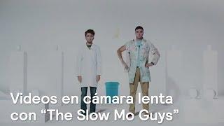 """Download Videos en cámara lenta con """"The Slow Mo Guys"""" Video"""