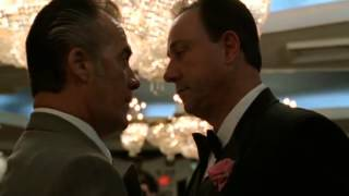 Download Tony And Capos Find Out For Federal Charges - The Sopranos HD Video