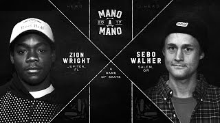 Download Mano A Mano 2017 - Round 1: Zion Wright vs. Sebo Walker Video