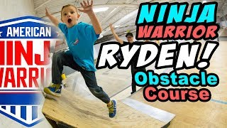 Download RYDEN: 5 YEAR OLD NINJA WARRIOR Video