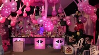 Download toldo 5x10 y decoracion Miney Coqueta Video