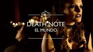 Download Death note / El mundo (Cover latino) Video
