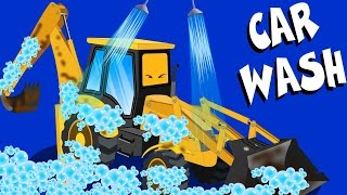 Download Bulldozer | car wash Video