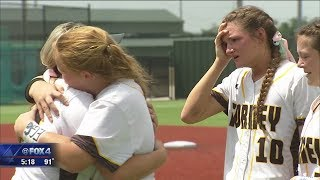 Download Softball season ends after Forney high school player Emily Galiano's death Video