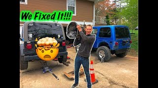 Download The Jeep's Clutch Blew Up?! Video