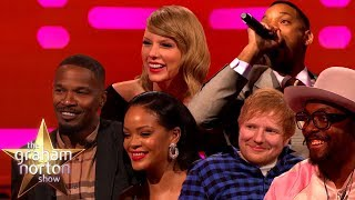 Download World's Biggest Music Stars Having The Best Time On The Graham Norton Show | Volume 1 Video