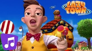 Download Lazy Town | The Mine Song Music Video Video