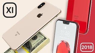 Download iPhone 11 Price Leaks! 2018 iPhone XI Latest Rumors Video