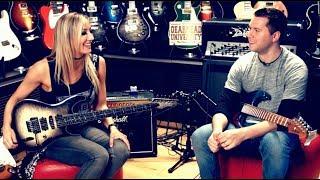 Download Nita Strauss, the Guitar Sorceress Video
