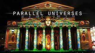 Download Parallel Universes - Projection Mapping on Bolshoi Theatre by Maxin10sity Video