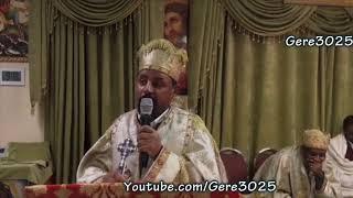 Download ጾመ ነነዌን ለምን ከዓቢይ ፆም በፊት እንፆማለን በሊቀ ትጉኅን ቀሲስ ዐብይ ሥልጣን/Liqe Teguhan Kesis Abiy Seltan Video