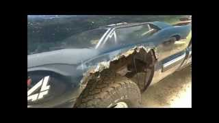 Download How to repair rusted wheel wells on a Chevy Silverado part 1 Video