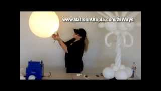 Download How to Put a Lightbulb Inside of a Balloon Video