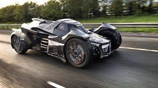 Download I Drove Team Galag's Batmobile At Gumball 3000 Video