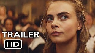 Download Tulip Fever Official Trailer #1 (2017) Cara Delevingne, Alicia Vikander Drama Movie HD Video