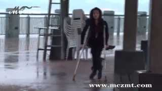 Download Crutches polio girl (2) Video