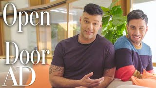 Download Inside Ricky Martin's Serene Los Angeles Home | Open Door | Architectural Digest Video