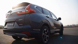 Download Honda CR-V 7 Seats - Test Drive Video