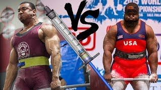Download TESTED VS NON-TESTED POWERLIFTING - Is there a difference? Video