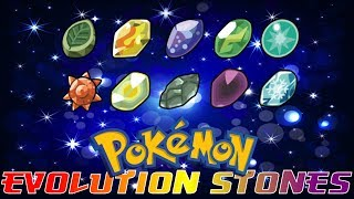 Download Pokémon That Evolve By Evolutionary Stone Video