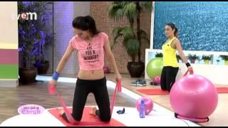 Download Ebru Şallı İle Pilates Egzersizleri 32.Bölüm Video