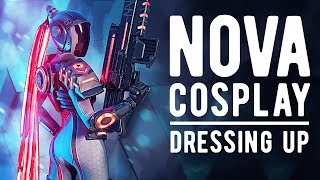 Download Nova Cosplay Transformation - Heroes of the Storm Video