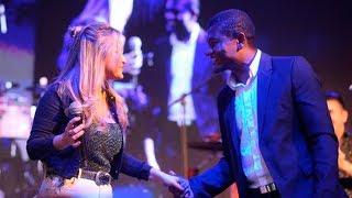 Download David Leiva cantó con Karina la princesita en la cena de U.T.H.G.R.A Video