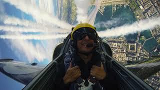 Download Spectacle aérien de Breitling Jet Team Video