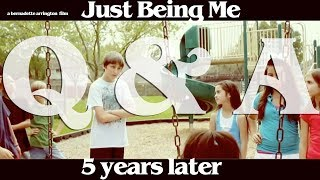 Download JUST BEING ME ( Anti-Bully Short Film) CAST Q & A 5 YEARS LATER Video