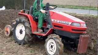 Download ploegen met yanmar KE-3 Video