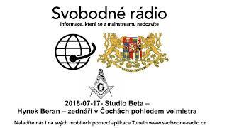 Download 2018-07-17 - Studio Beta - Hynek Beran - zednáři v Čechách pohledem velmistra Video