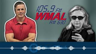 Download Tom Fitton on WMAL: Federal Court SLAMS Deep State Dishonesty on Clinton Emails Video