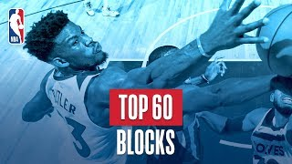 Download Top 60 Blocks: 2018 NBA Season Video