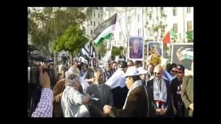 Download Marcha por el Día Internacional de Solidaridad con el Pueblo Palestino Video