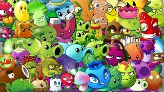 Download Plants vs Zombies 2 Epic Hack - All Plants All Tiles Ultimate Power Up Video