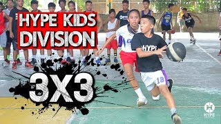 Download Hype Kids - 3x3 Streetball Video
